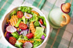 Salade, entrée froide