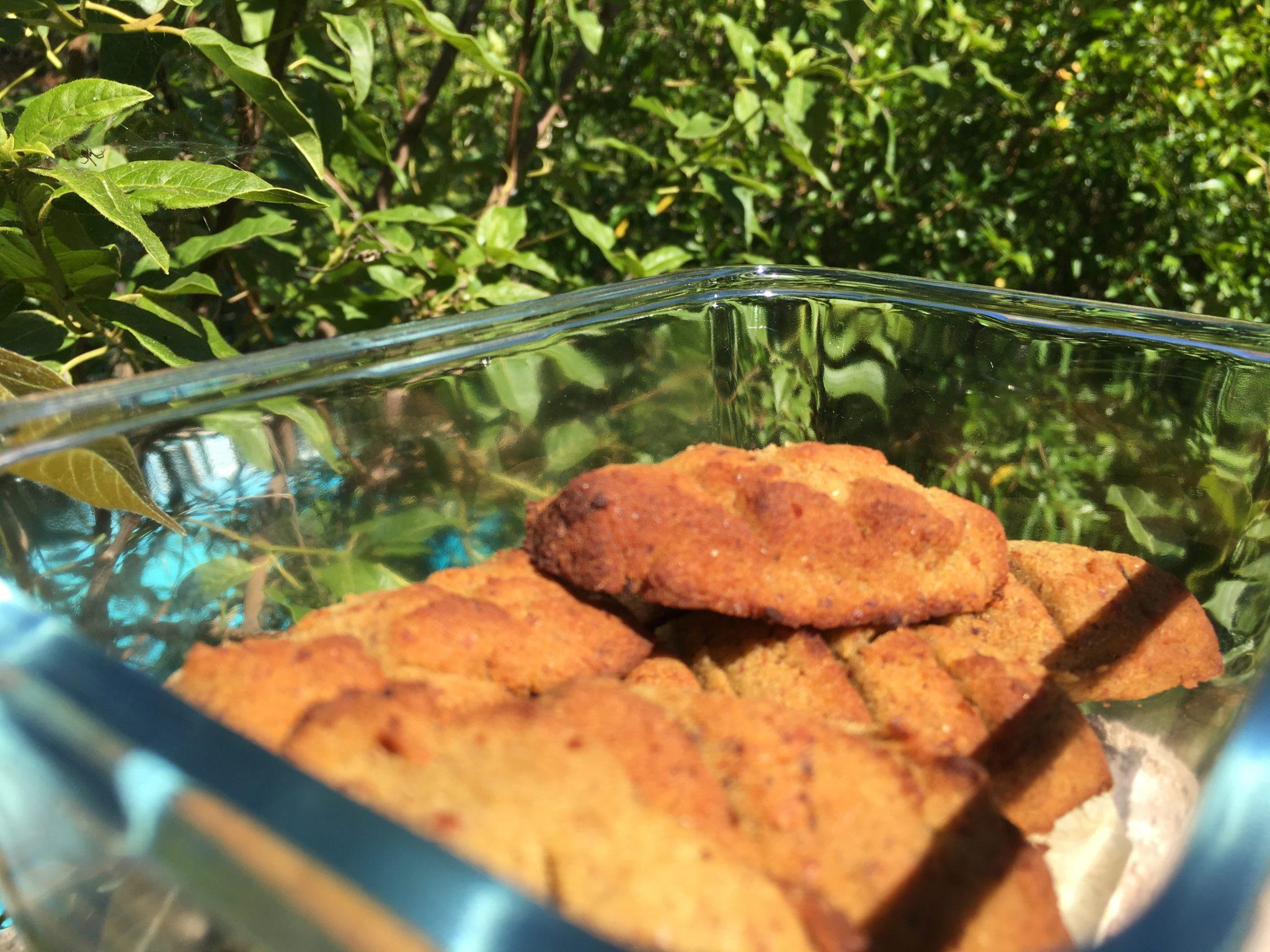 «Madeleines» à l'okara – Vegan, Sans Gluten et à IG bas/moyen