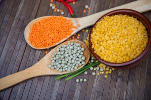 Lentilles vertes, beluga, jaunes.. Vous avez le choix ! abc-nutrition.com